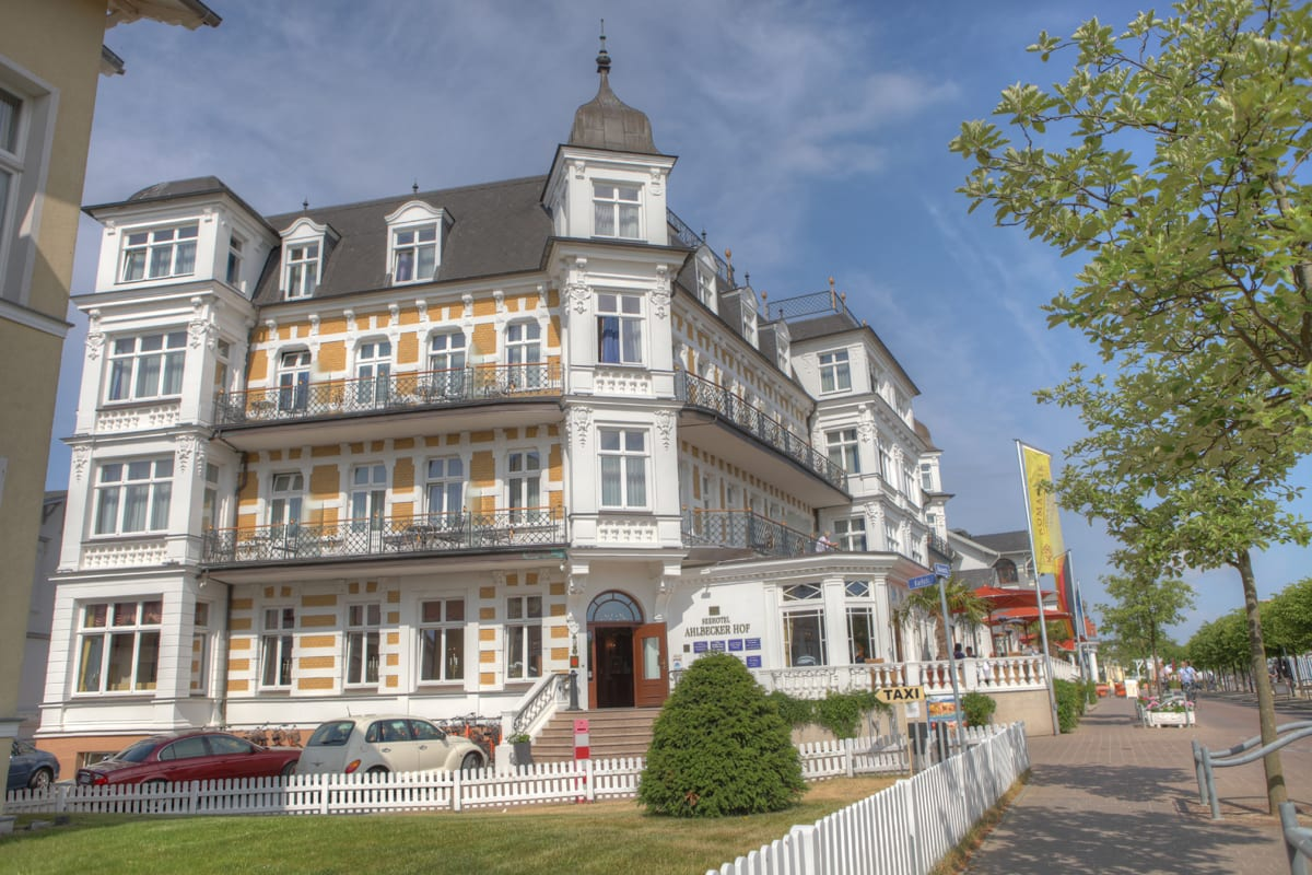 Hotel Ahlbecker Hof Preise