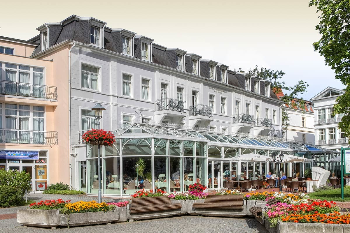 Sterne Hotel Usedom