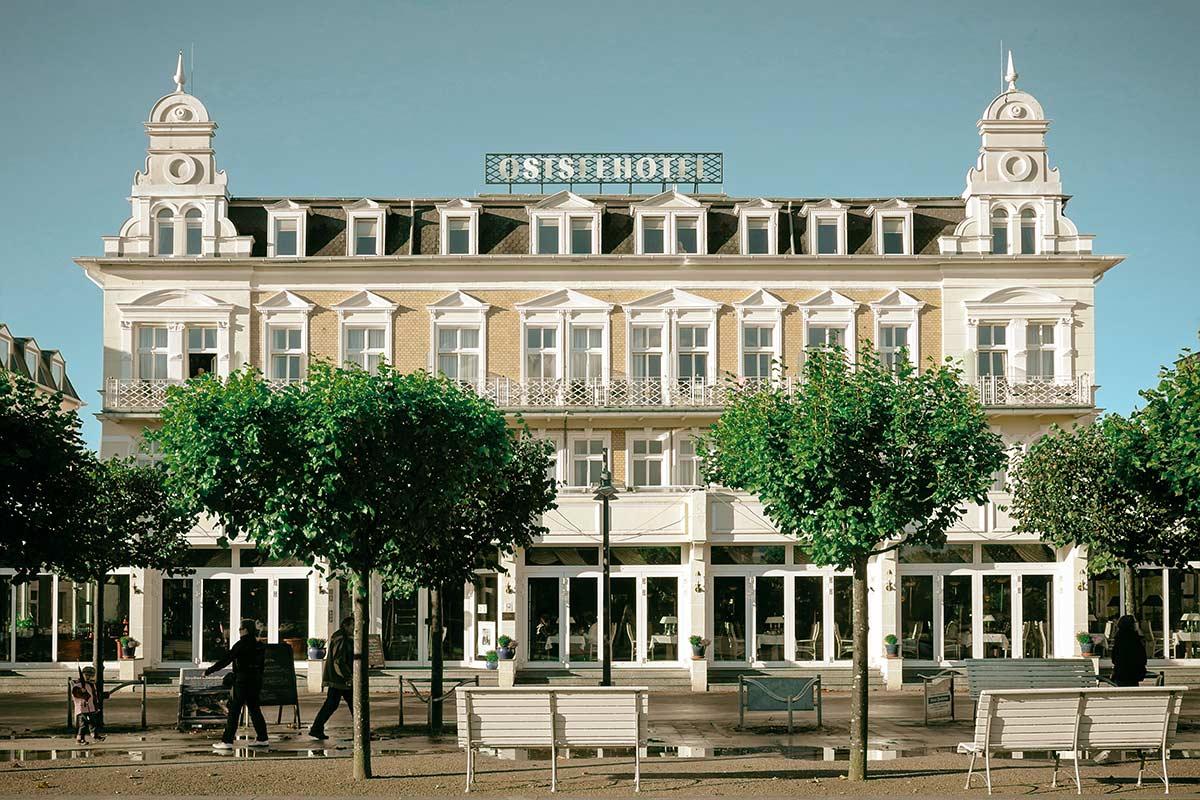 Seetelhotels ostseehotel ahlbeck for Designhotel usedom
