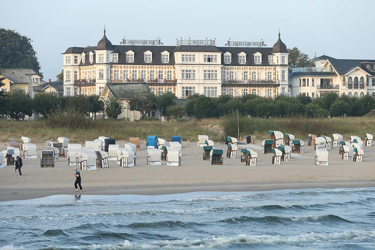 Seetelhotels hotels und ferienwohnungen insel usedom