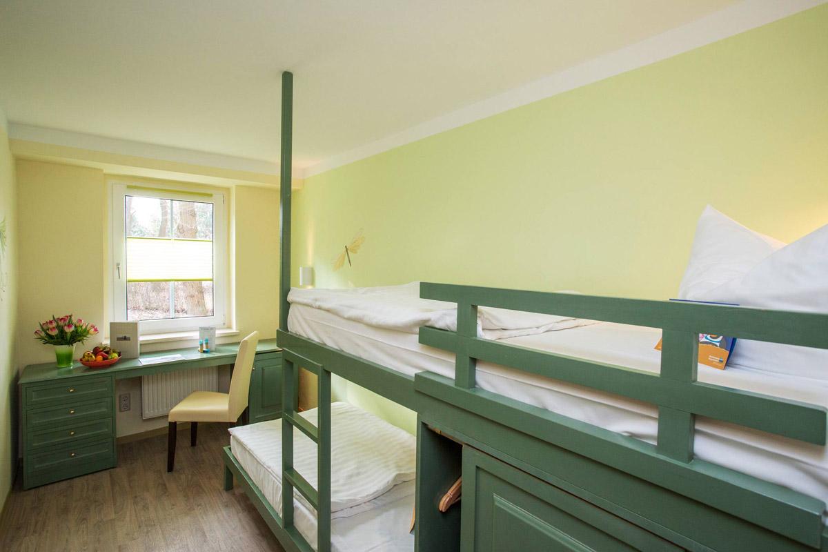 Kleiner Kühlschrank Im Hotelzimmer : Seetelhotels: familienhotel waldhof hotelzimmer
